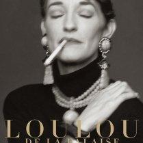 Loulou de la Falaise by Ariel de Ravenel and Natasha Fraser-Cavassoni A muse to Yves Saint Laurent and a jewelry designer in her own right, Loulou de la Falaise led an amazing life on Paris's Left Bank, which is expertly chronicled in this new biography with foreword by Pierre Bergé.
