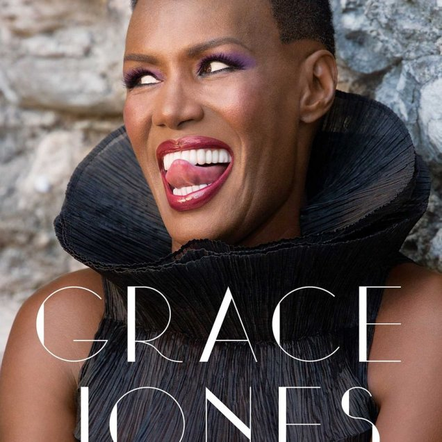 I'll Never Write My Memoirs by Grace Jones and Paul Morley Just like its author, Grace Jones's autobiography packs a punch. In the tome, she sounds off on everything from her ex-partner Jean-Paul Goude to Kim Kardashian West to Lady Gaga with her signature no-holds-barred attitude