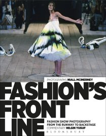 Fashion's Front Line by Nilgin Yusuf and Niall McInerney With interviews with Sam McKnight, Sarah Doukas, and more fashion world insiders, Niall McInerney's book looks at how photography has changed the fashion show and the fashion world at large. Accompanying these interviews are gorgeous snaps from McInerney's archive that range from the '70s to the early aughts.