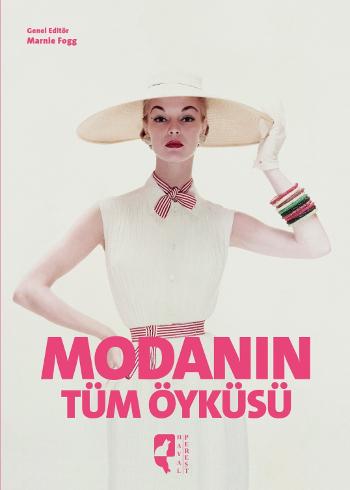 Modanın Tüm Öyküsü-- İnsanlar dış dünyaya kendilerini daima şık, güzel ve kendinden emin bir biçimde göstermek ister. Kendini ifade etmenin yolları olan kişisel bakım ve süslenme, insanlar için nefes almak kadar doğal etkinliklerdir. Bu noktadan hareket eden Modanın Tüm Öyküsü, kapsamlı, etkileyici ve illüstrasyonlarla dolu olan yapısıyla modayı seven herkes için vazgeçilmez bir kaynaktır. Bu büyüleyici kitap moda tarihinin tüm önemli alanlarında gezinmektedir: Klasik Yunan ve Roma dönemi, Çin-Tang Hanedanlığının saray kıyafetleri, Japon kimonolarının ortaya çıkışı, Kolomb öncesi Amerika kumaşları, Rönesans, Restorasyon ve Romantik Çağ kostümleri, Belle Epoque ve Art Deco, spor giyim, hazır giyim, haute couture, İngiliz erkek giyim devrimi, Japon sokak modası ve daha nicesi. M.Ö. 500'lü yıllardan günümüze modanın aldığı tüm görünümlerle ilgili çok önemli bilgiler içeren bu ansiklopedik referans kaynağı, belli stillere ait önemli giysilere detaylı bir şekilde ışık tutmaktadır. Ayrıca bir tasarımcının veya bir stilin moda tarihini nasıl etkilediğini gösteren moda ikonlarının profilini çizmekte; gündelik giyim üzerine etkide bulunan kültürel ve tarihsel olayları açıklamakta ve teknik gelişmelerin modaya nasıl yön verdiğini göstermektedir. Modanın Tüm Öyküsü, özgün malzeme tercihlerinden aşırılık ve savaş yıllarında yaratılan tasarımların önemine kadar, her şeyi açıklamaktadır. Babür İmparatorluğunun saray kıyafetleri ve 19. yüzyılın çemberli krinolin eteği karşısında şaşıracak, klasik takımın kesimini ve mini eteğin politik sonuçlarını keşfedecek, vatkanın neden bu kadar önemli hale geldiğini öğrenecek ve son teknoloji dokuma malzemelerinin arkasındaki inanılmaz bilimi anlayacaksınız. Başından sonuna Modanın Tüm Öyküsü, dünyanın en etkili tasarımcılarına olduğu kadar alışılmadık fikirlere ve modayı yeni mecralara yönlendiren eksantrik hamlelere de yer vermektedir. En eski zamanlardan beri erkekler ve kadınlar giysi denemeye çok heveslidir. Bugün moda eskiye nazaran çok