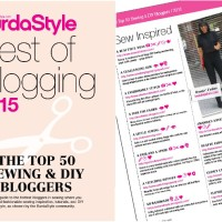 """BurdaStyle Best of Blogging 2015"" Catalog Published"