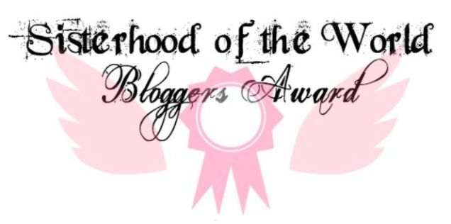 İlgili yazı için (For related post); Sisterhood of The World Bloggers Award https://adhandmade.wordpress.com/2016/01/18/sisterhood-of-the-world-bloggers-award/