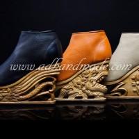 Wooden Heels by Lanvy Nguyen ( Lanvy Nguyen' den Tahta Topuklar)